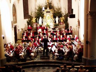 Noël avec l'Harmonie de Sart-Charneux et Pirly Zurstrassen