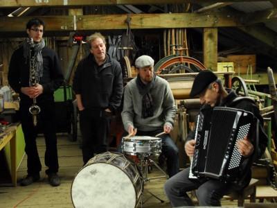 Le chant des artisans, Tric Trac Trio le 30 janvier