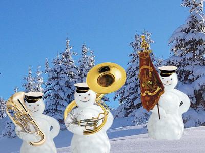 Noël avec l'Harmonie Sart-Charneux et le Bläserquintett Eupen